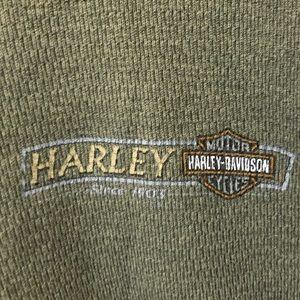 Tilley's Harley-Davidson XL Long Sleeve Thermal